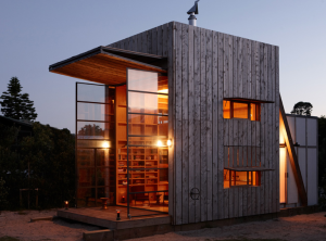 Bæredygtigt sommerhus - Sustainable sommer residence